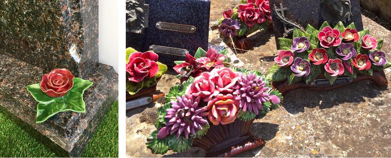 Grave Decorations That Raise The Bar Heavens Maid